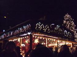 ドイツクリスマスマーケット①