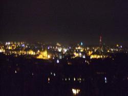 プラハ夜景