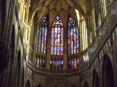 聖ヴィート大聖堂内部2