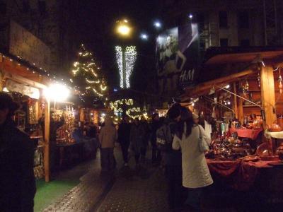 ブタペストクリスマスマーケット