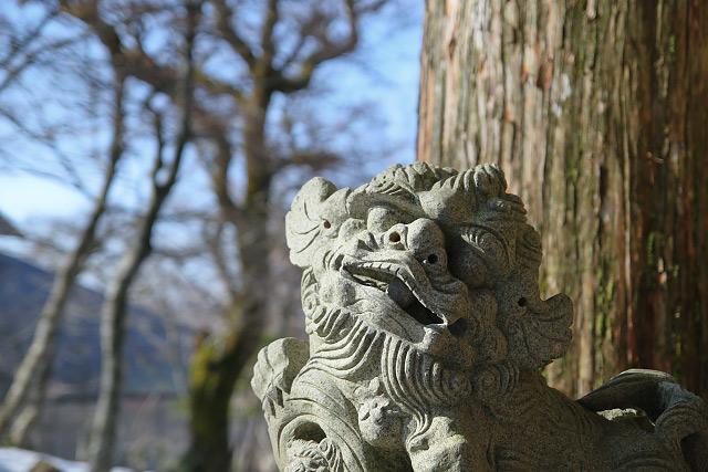大山寺~大神山神社