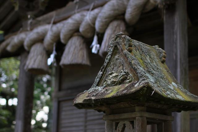 米子市彦名町「粟嶋神社」