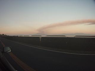 090201桜島噴煙