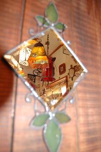 ステンドグラス(リーフ)2
