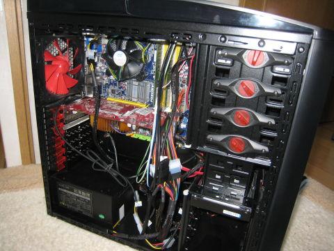 自作PC一号機1