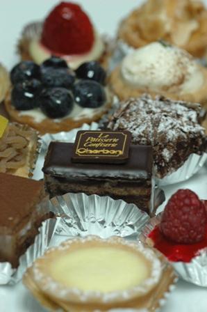 一口ケーキ