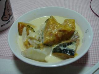 白菜ミルク煮2