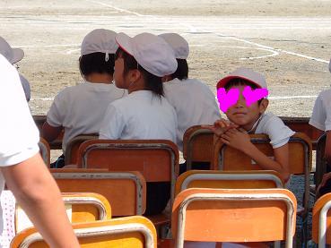 小学校運動会2008.1