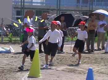 小学校運動会2008.2