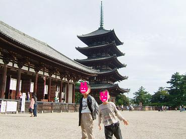 奈良日帰り旅行2