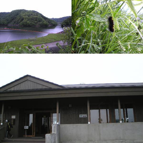 南月形ダム・宮島沼