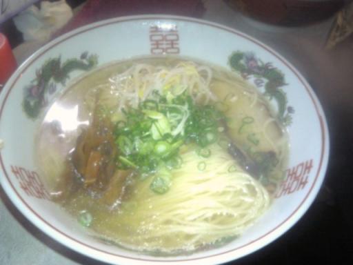 松ちゃん(塩ラーメン)