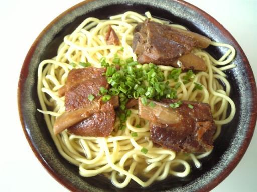 なかよし食堂(ソーキそば)