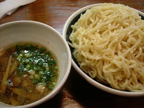 周一(つけ麺)