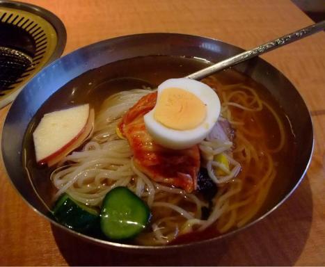 心楽(冷麺)