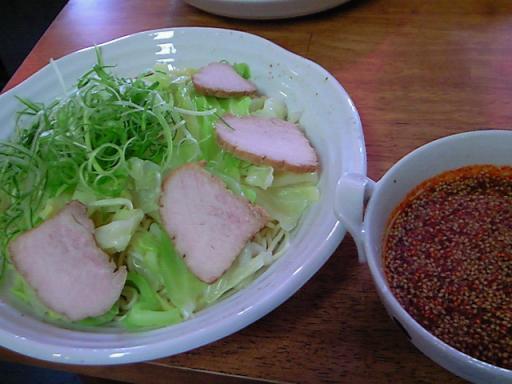 辛路(つけ麺)