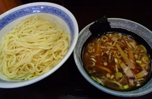 べんてん(つけ麺)