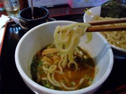 四川麻辣商人(麺上げ)
