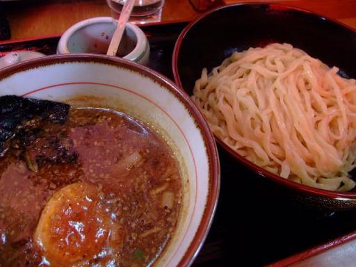 遊山(つけ麺)