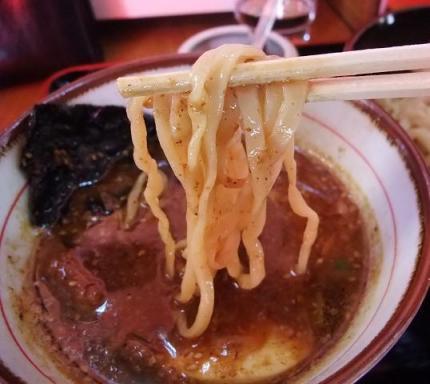 遊山(麺上げ)