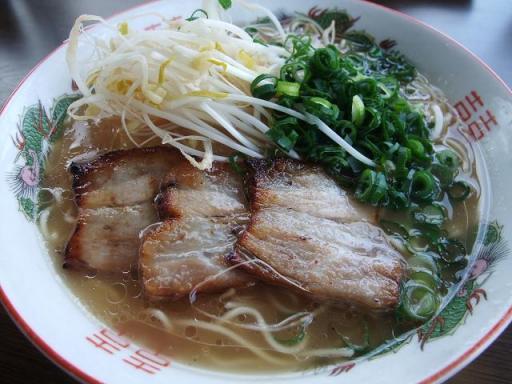 かんかん亭(広島醤油ラーメン)