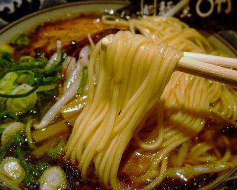 ○竹(麺)