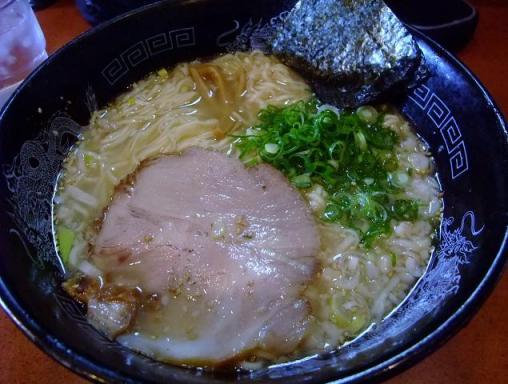 麺空海(塩ラーメン)