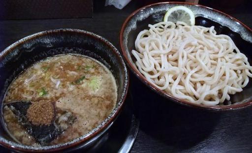 風雲丸(濃厚ぎょってりつけ麺)