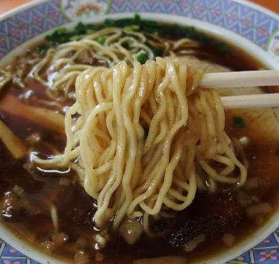 餃子館(麺)