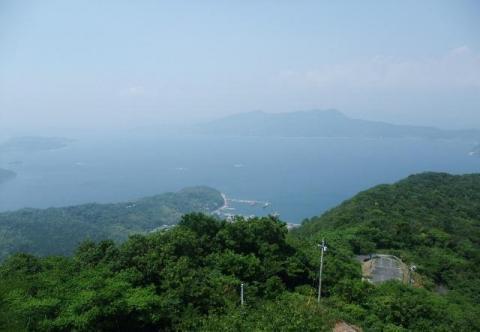 瀬戸内海view