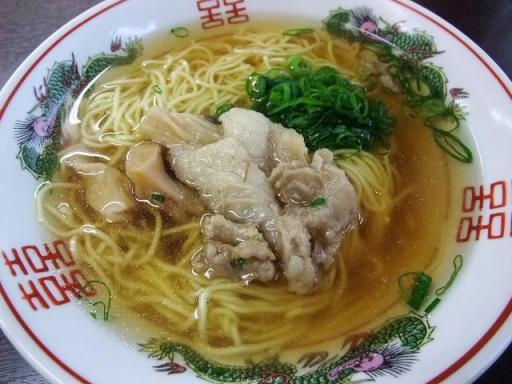 きかっちゃん食堂(たき肉ラーメン)