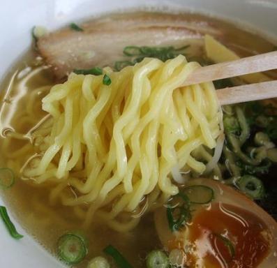 大島ラーメン(麺)