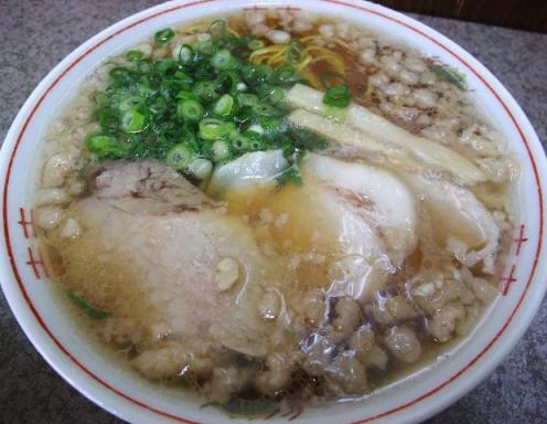 つたふじ福山店(中華そば)