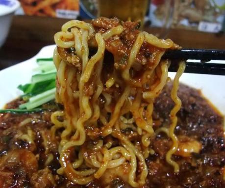 団欒亭一(ジャージャーめん・麺)