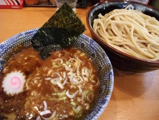 とみ田(つけ麺)