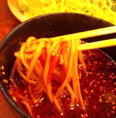 辛部(麺)