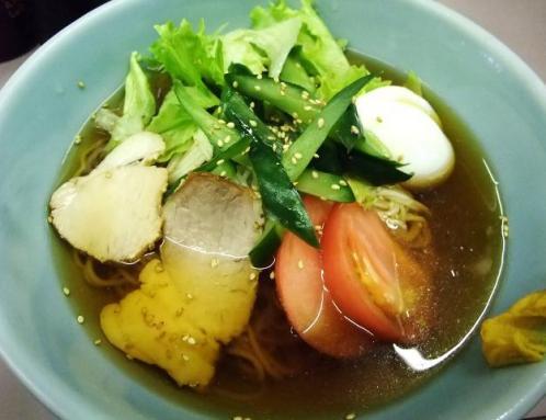 川乃屋(冷麺)
