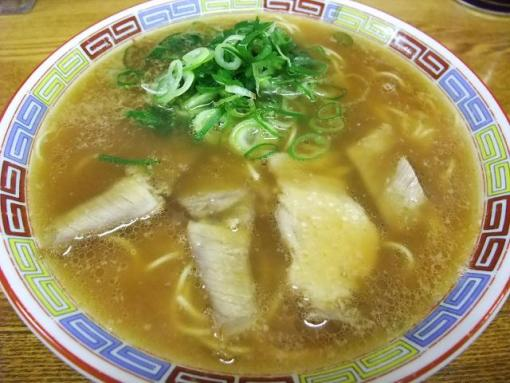 与壱(醤油ラーメン)