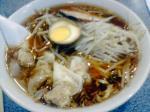 喜楽のワンタン麺
