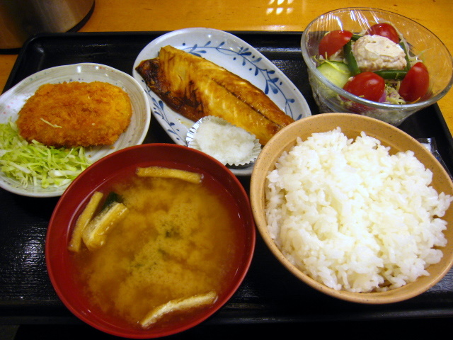070903幡ヶ谷食堂
