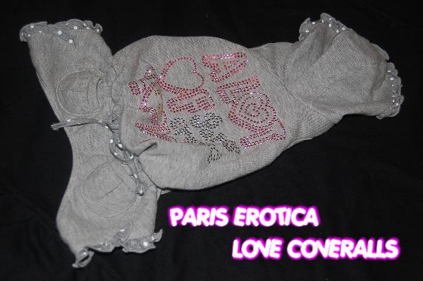 LOVE COVERALLS