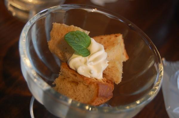 Cafe agog デザート