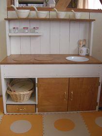 手作りキッチン☆