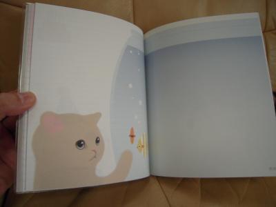 手帳の絵?