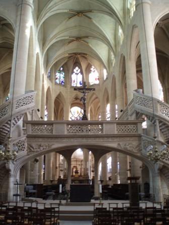 St Etienne du Mont2