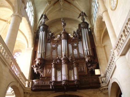 St Etienne du Mont7