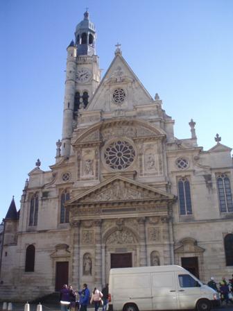 St ]Etienne du Mont