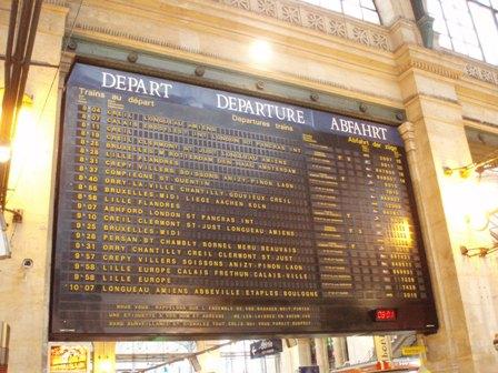 Gare du Nord3