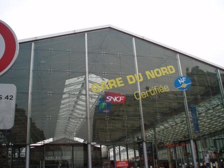 Gare du Nord4