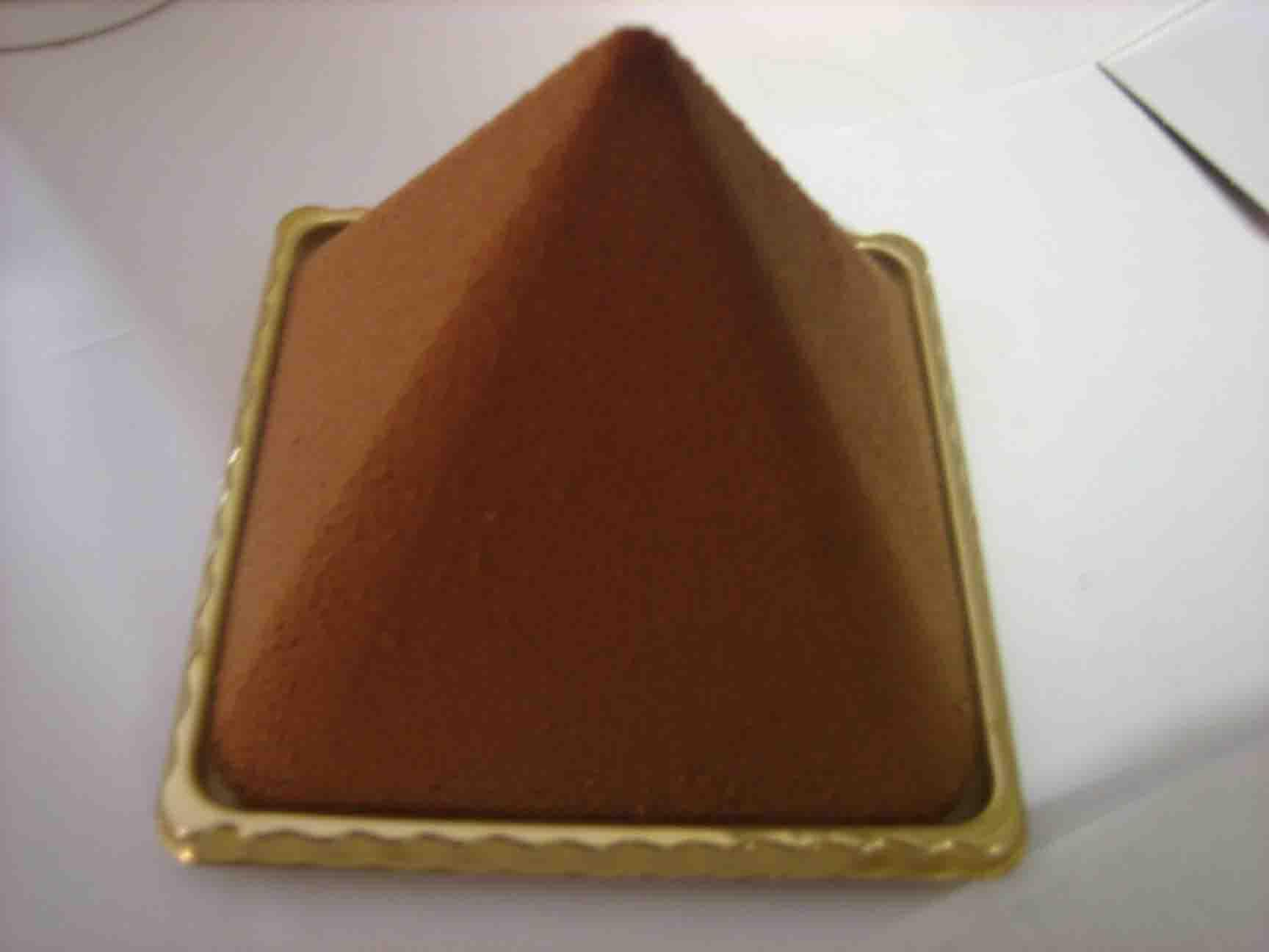 オグルニエドールのピラミッド